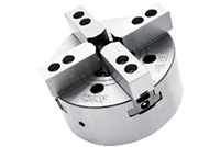 HSF 4-Jaw High-Speed Open-Center Chuck